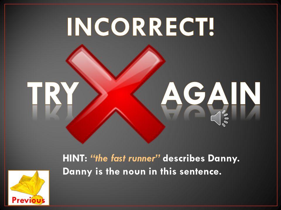 Danny Noun