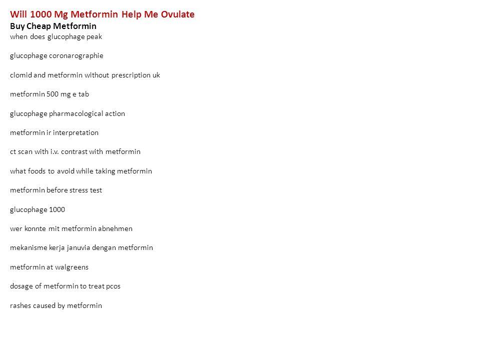 Metformin Testimonials zur Gewichtsreduktion