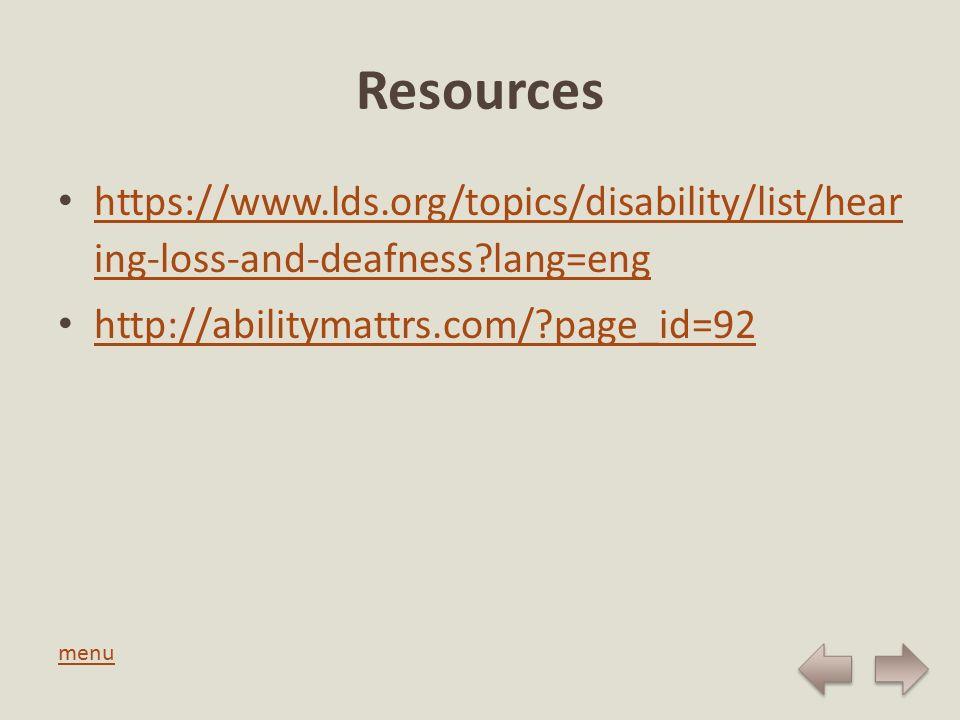 menu Description Autism is a developmental disability that