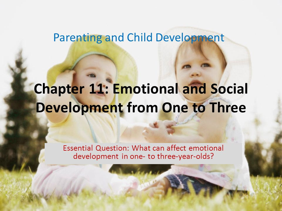importance of parent child attachment to childrens emotional and social development Importance of bonding many factors, such as parenting styles, parental availability, the presence or lack of siblings, socioeconomic status and the child's individual temperament, influence a child's social and emotional development.