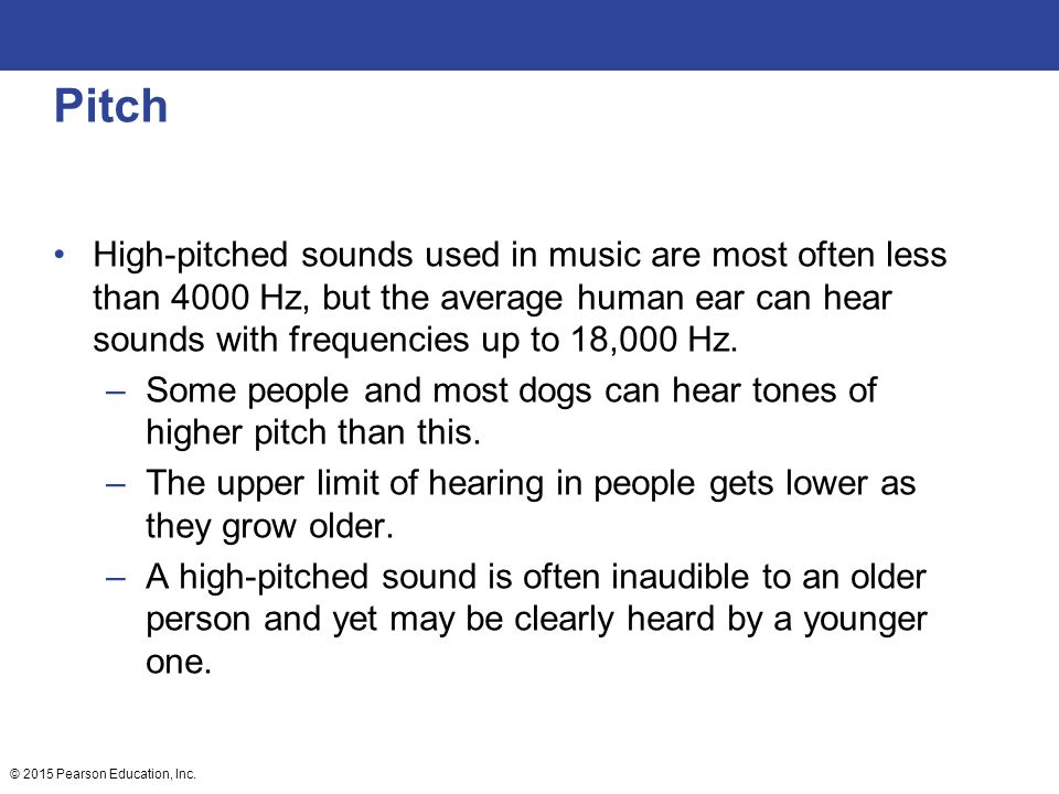 Lecture Outline Chapter 21: Musical Sounds © 2015 Pearson Education