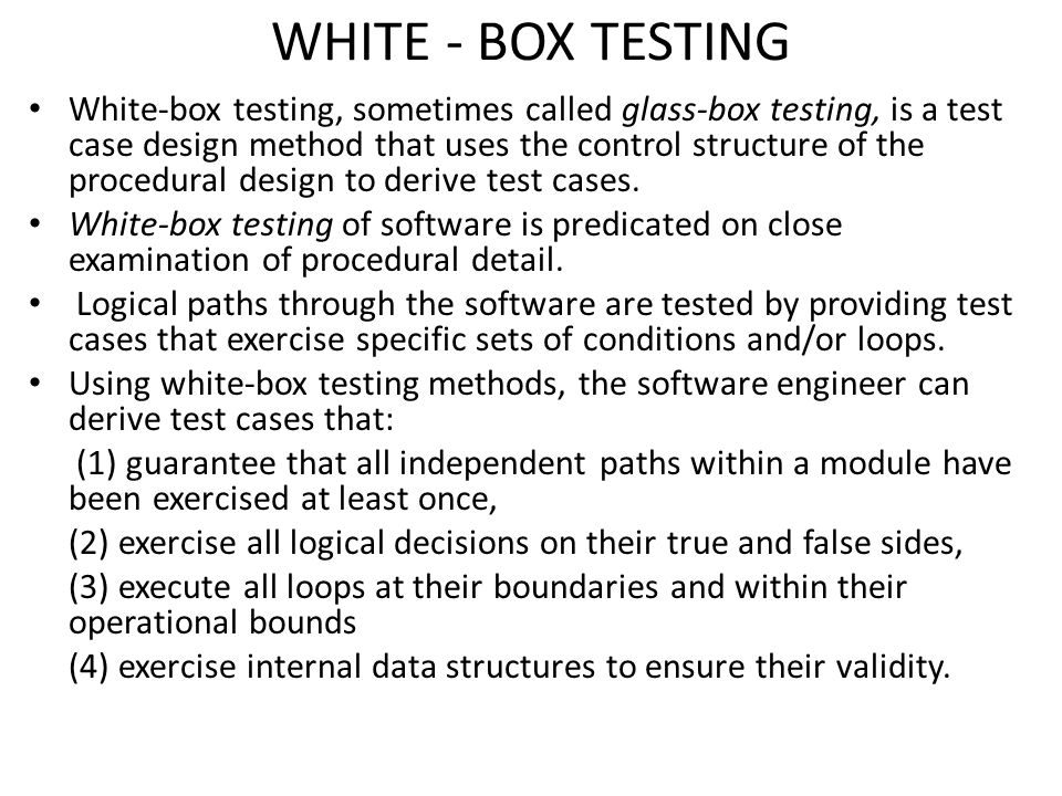 Unit 6 S S Deshmukh Software Testing Software Testing Is A Critical Element Of Software Quality Assurance And Represents The Ultimate Review Of Specification Ppt Download