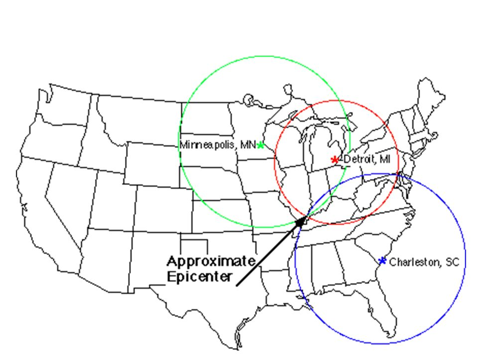 Chapter 12 Earthquakes Movements Of The Earth That Are Caused By A