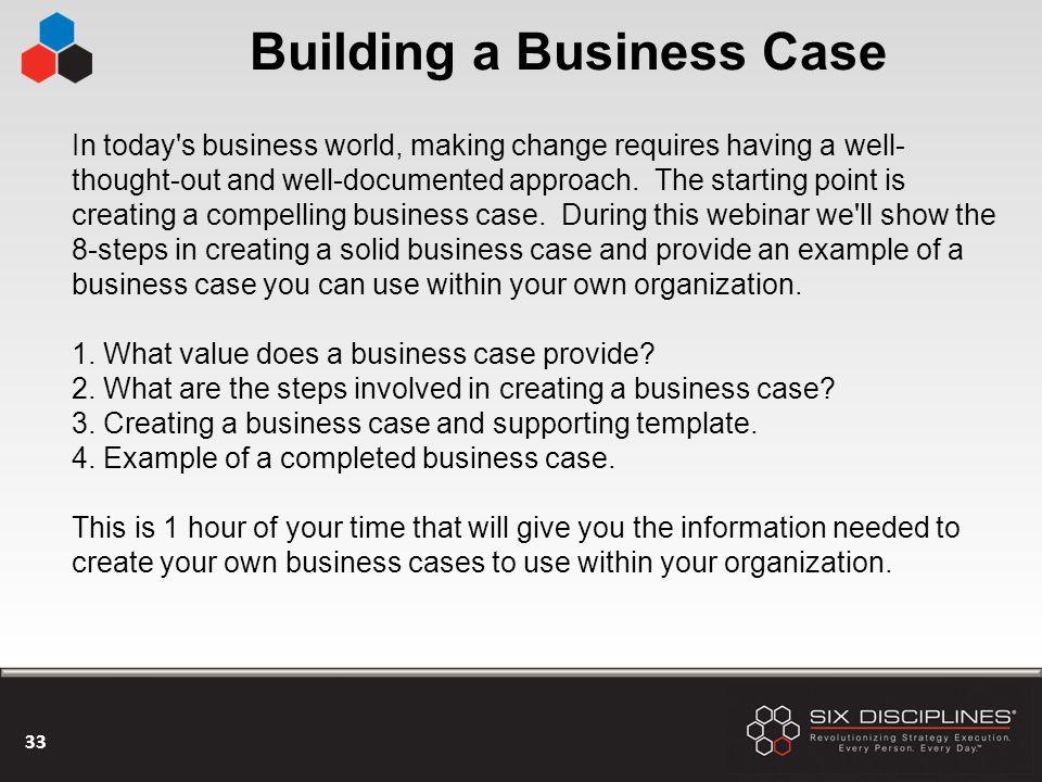 Building a better business case december 20 ppt download 33 building a business case accmission Images