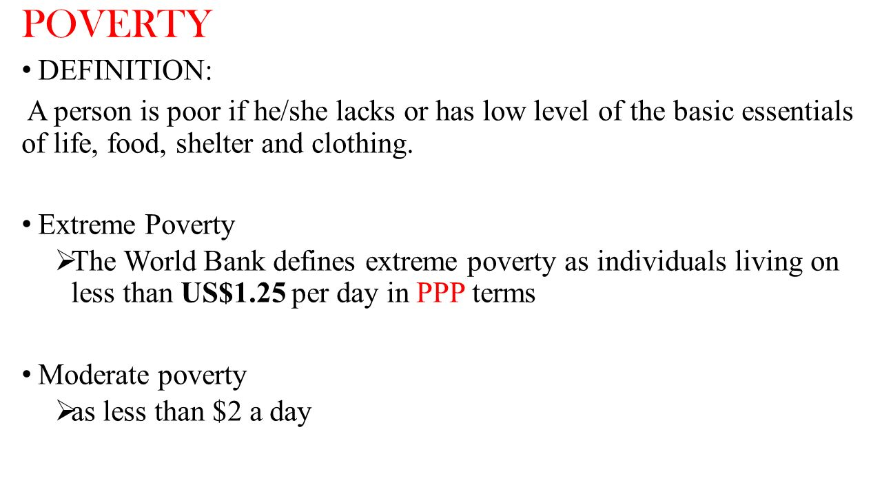 economy of ghana ii poverty and income inequality. - ppt download