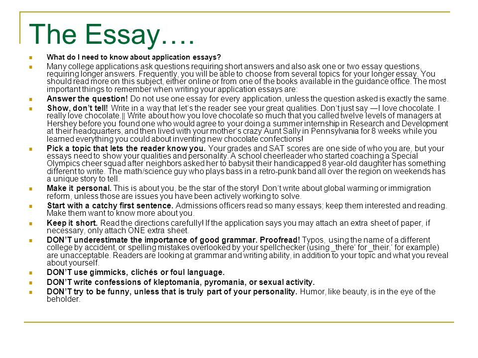 How to improve my english essay writing