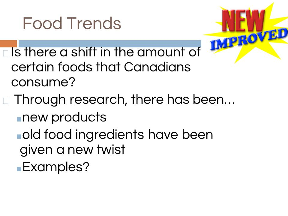 NUTRITION 3102 UNIT II Food Technology & Production  - ppt