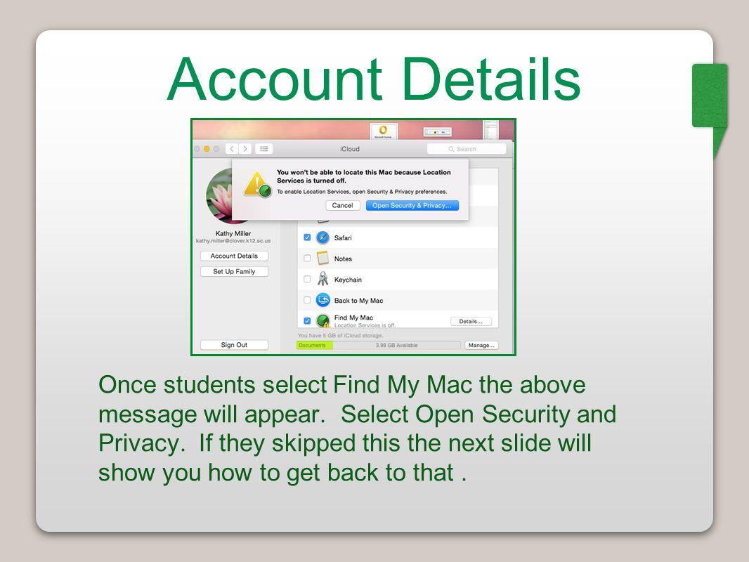 MacBook Air Essential Lesson # Pledge Student Pledge
