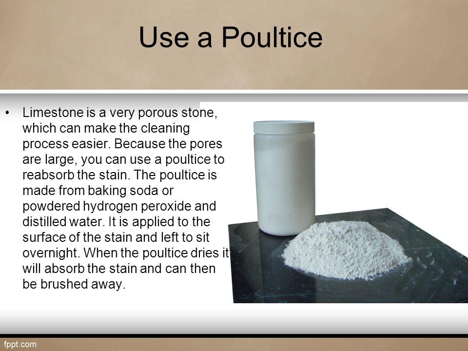 Baking Soda Poultice