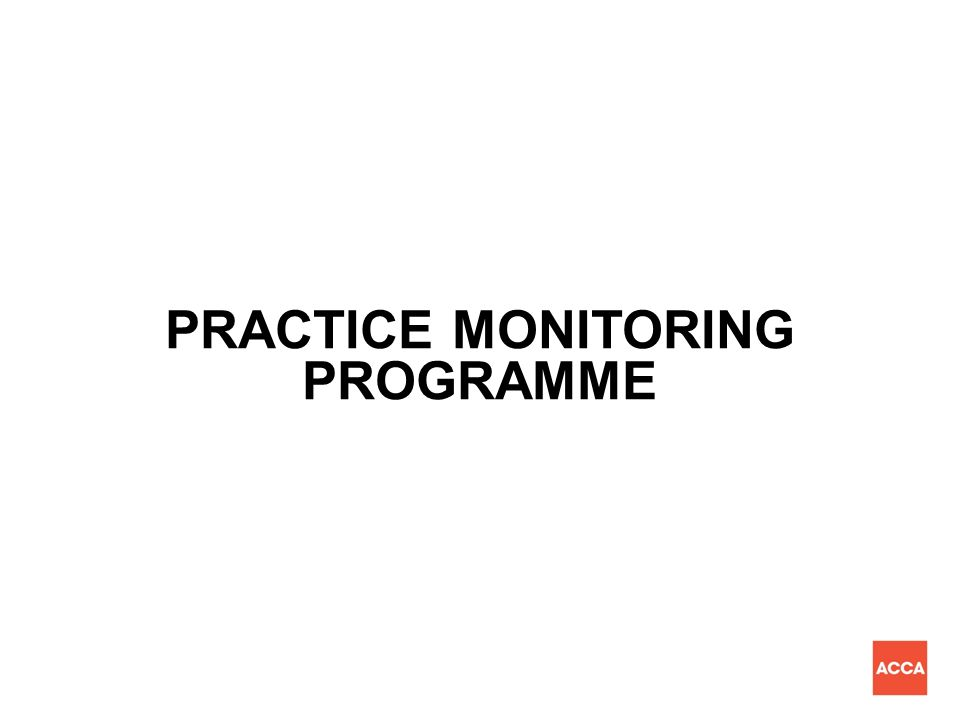 Accapabicajicac practice monitoring reviews overview of findings 3 practice monitoring programme spiritdancerdesigns Gallery