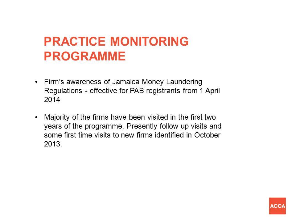 Accapabicajicac practice monitoring reviews overview of findings 5 practice monitoring spiritdancerdesigns Gallery