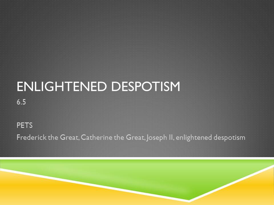 joseph ii enlightenment