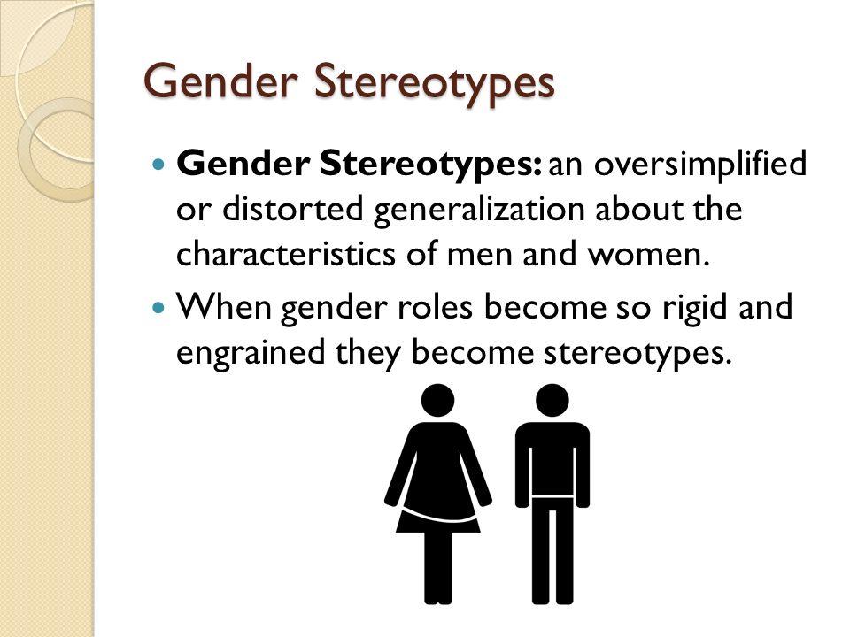 sex vs gender sociology