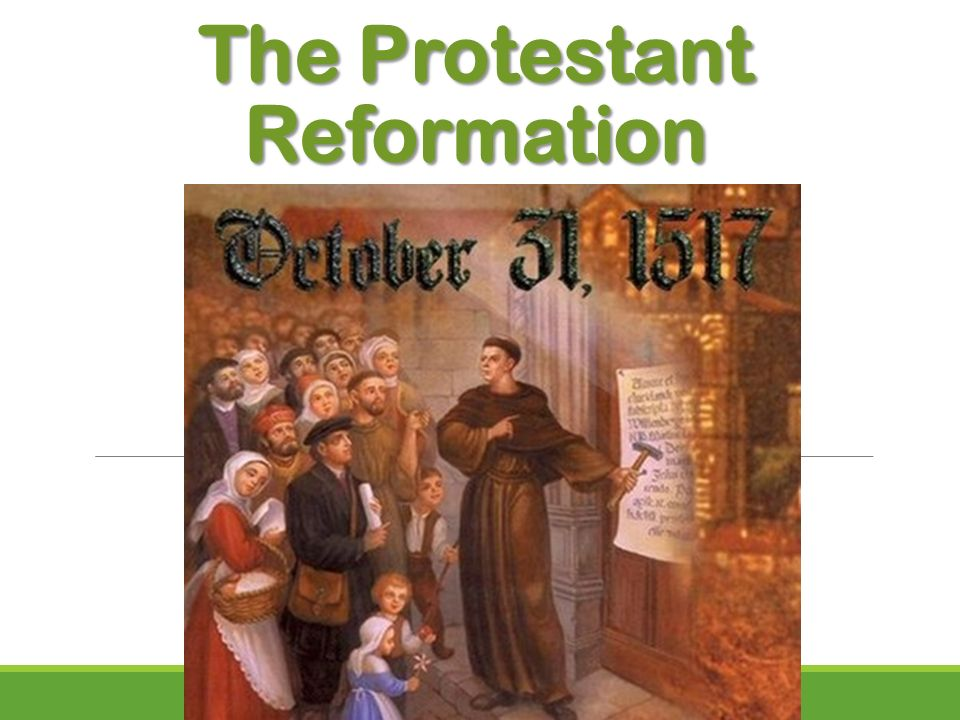 dbq causes of the protestant reformation Greatly influence the protestant reformation in germany martin luther became a key figure in the reformation through the invention of the printing press in the late 13th century.