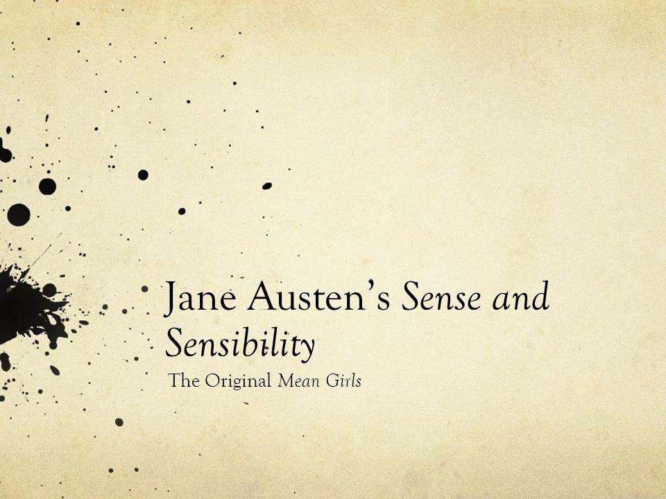 theme of sense and sensibility by jane austen