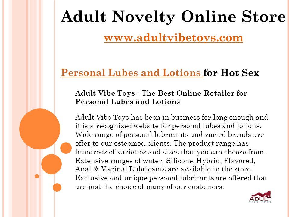 novelty business Adult