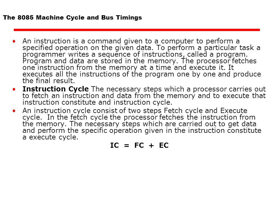 Computer systems 1 fundamentals of computing von neumann & fetch.
