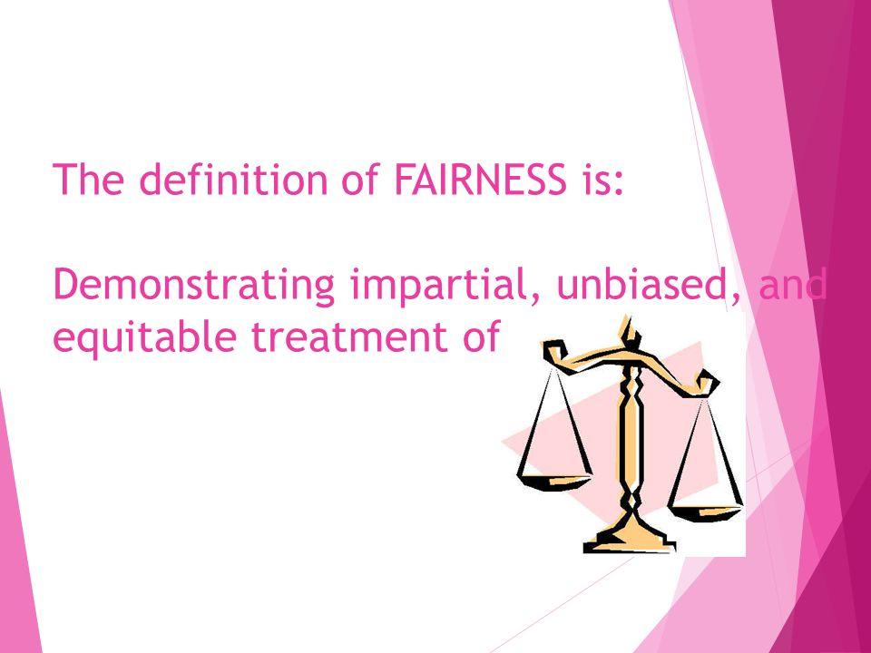 impartial definition