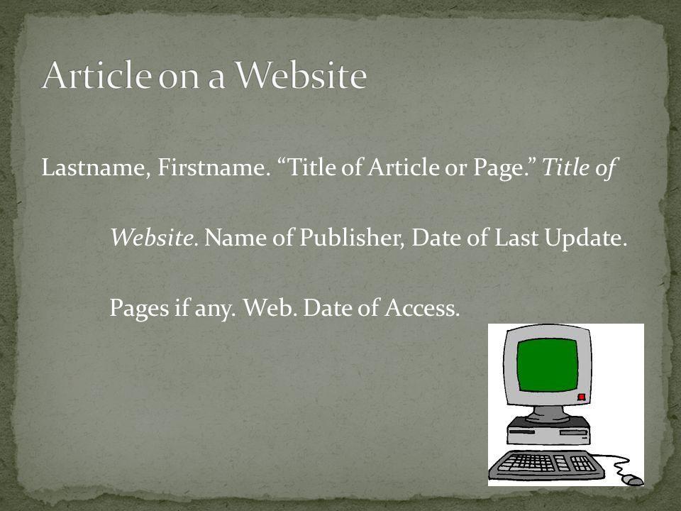 Webdate login page
