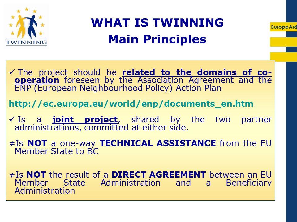 Europeaid Maria Del Mar Roca Requena European Commission Europeaid