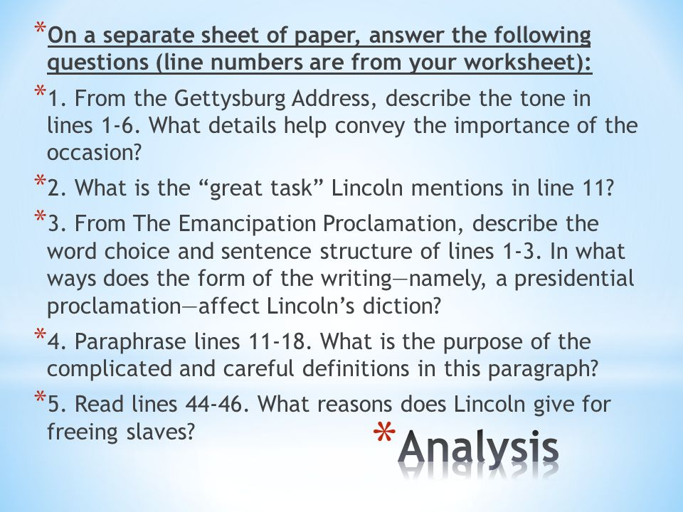 Washington Jefferson Lincoln These Legendary Figure Top Most List Of American President But What Are The Reason Why Some Leader Hold Such A Prominent Ppt Download Gettysburg Addres Paraphrased Sentences