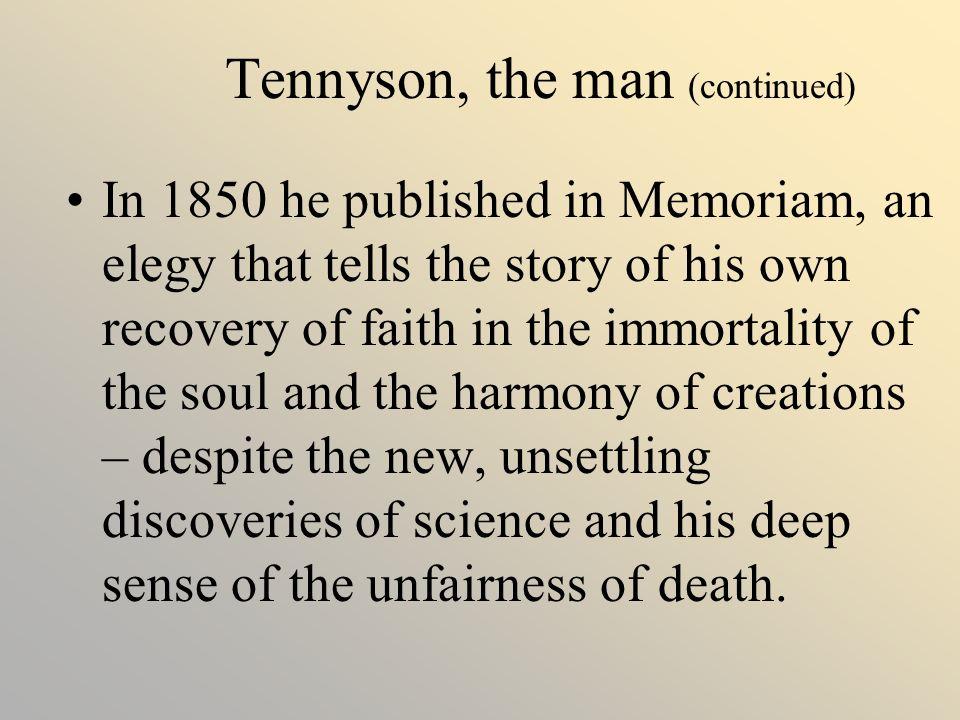 lord alfred tennyson crossing the bar