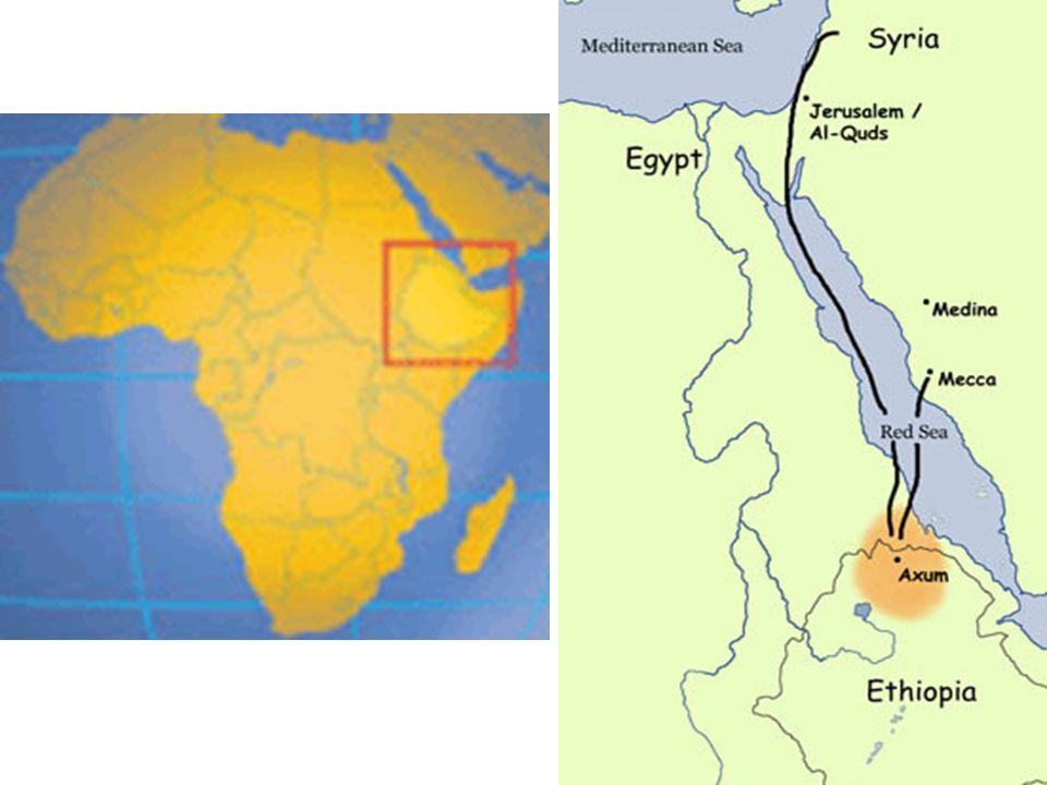 Eastern Hemisphere African Kingdoms Axum Location Relative To The