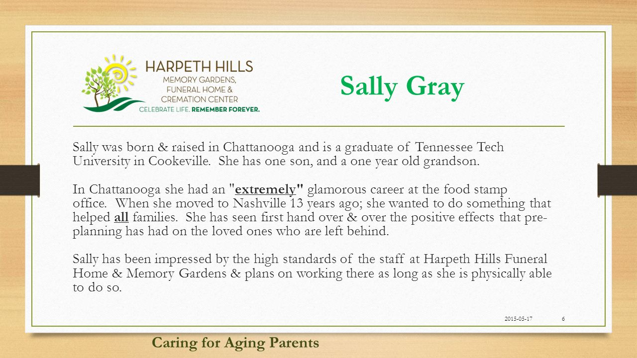 Sally Gray Was Born Raised In Chattanooga And Is A Graduate Of Tennessee Tech