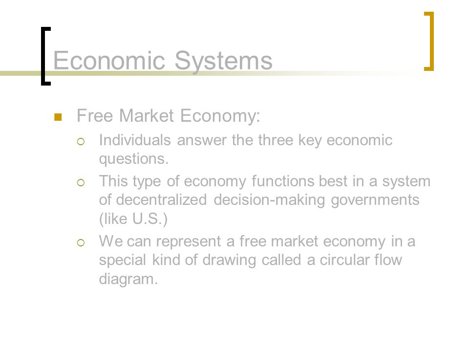 functions of economic system