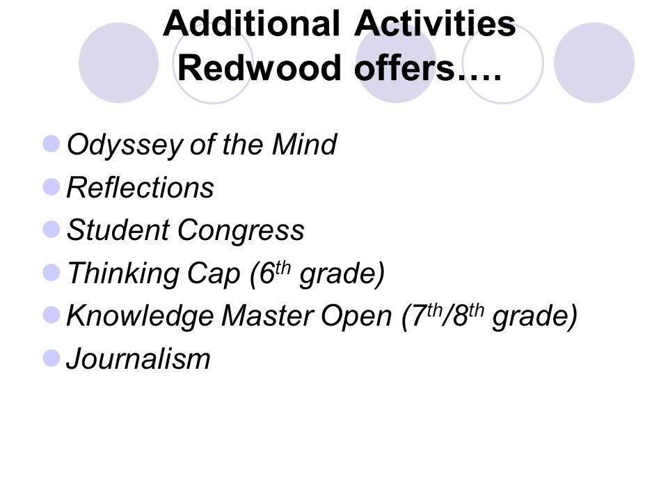 Differentiation Presented by Redwood Teachers  Differentiation in a
