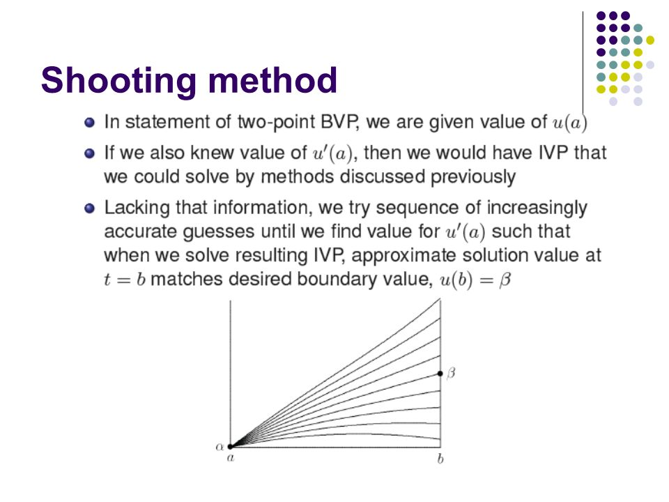 MATH 685/ CSI 700/ OR 682 Lecture Notes Lecture 11  Ordinary