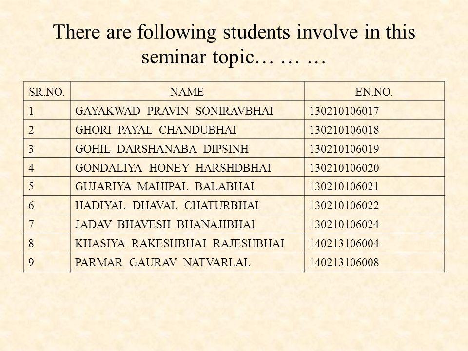 Seminar Topics On Hydrogeology Government Engineering College Bhavnagar November Ppt Download
