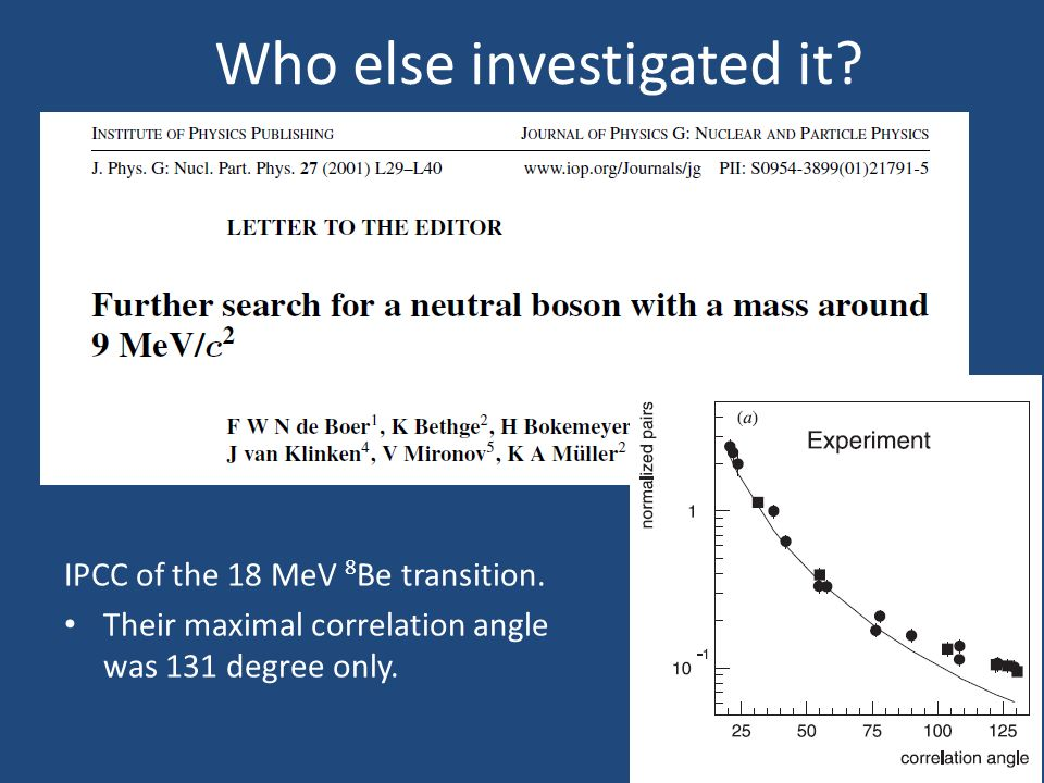 Observation of electron-positron pairs from a new particle with mass