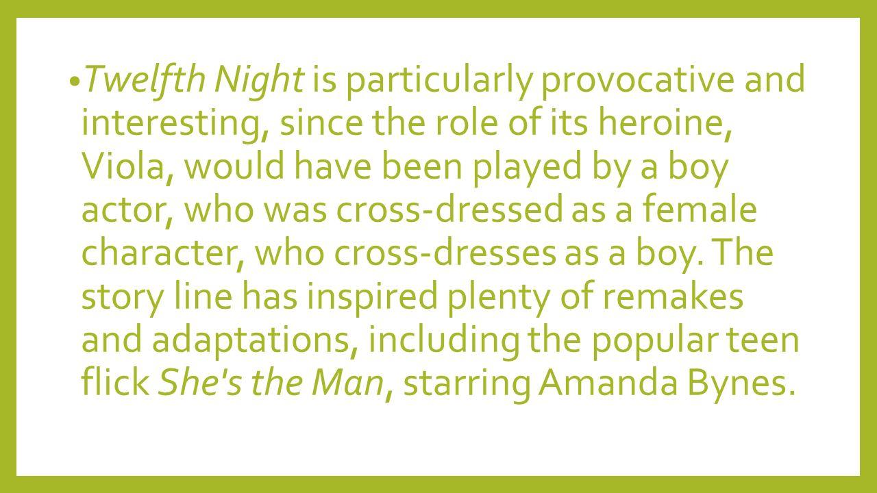 viola twelfth night character analysis