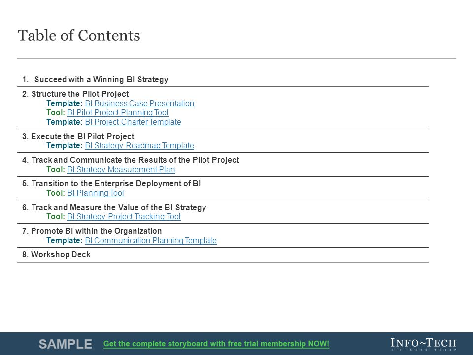 info tech research group1 1 info tech research group inc is a