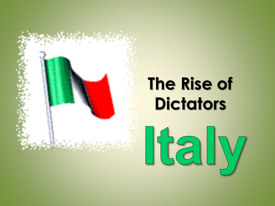 the rise of dictators guided notes between world wars expansion and rh slideplayer com Rise of Dictators Title Page guided reading activity 19 1 the rise of dictators