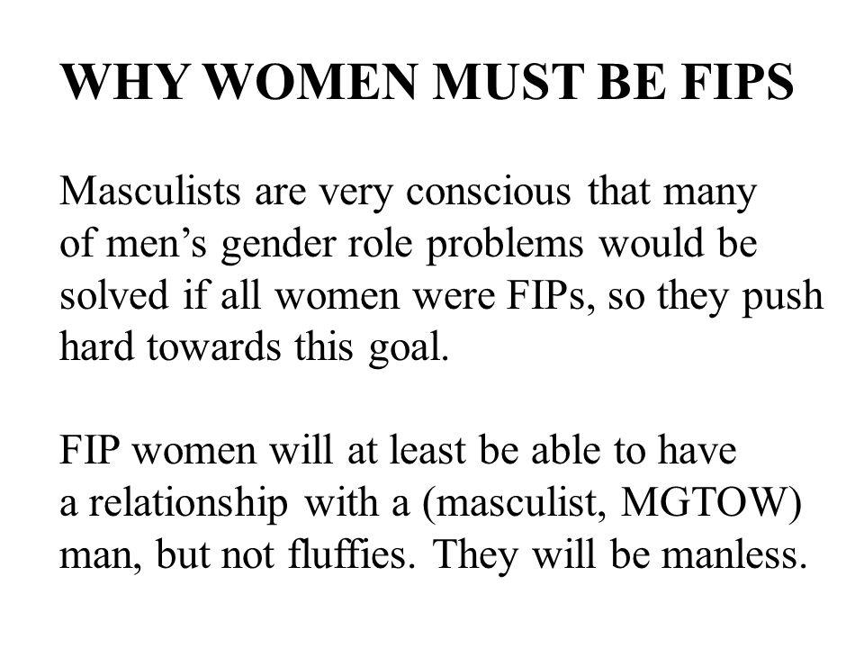 MGTOW*-MASCULISM** FOR WOMEN Prof  Dr  Hugo de GARIS