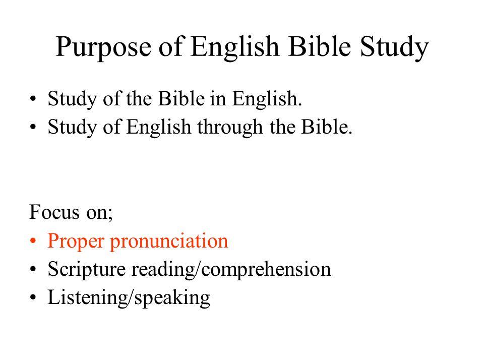 Saemoonan English Bible Study By Changjoon Justin Lee ppt
