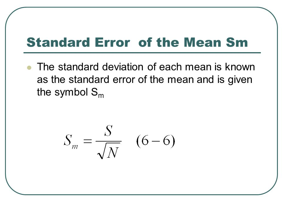Chapter6 Random Error In Chemical Analyses 6a The Nature Of Random