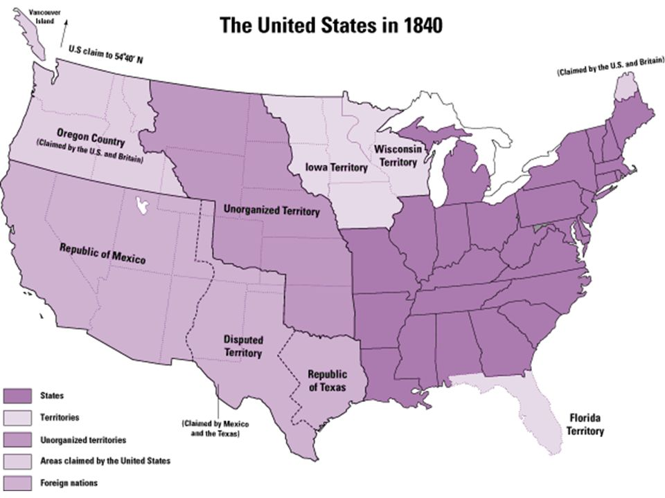 United States Expansion. Another View of Expansion. - ppt download