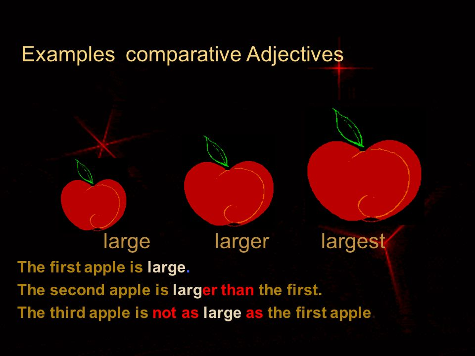 the subject comparative adjectives مقارنه الصفات class 6 th grade