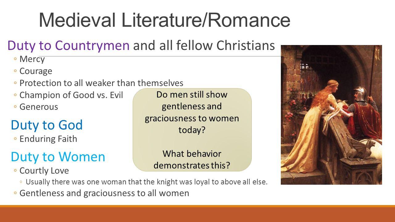 women in medieval literature