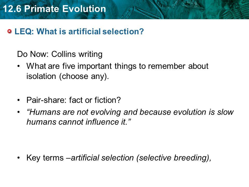12 6 Primate Evolution Updates: 14 1 reading/DRTA due Anoles