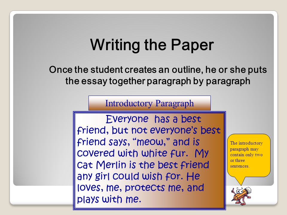 best topics for paragraph writing