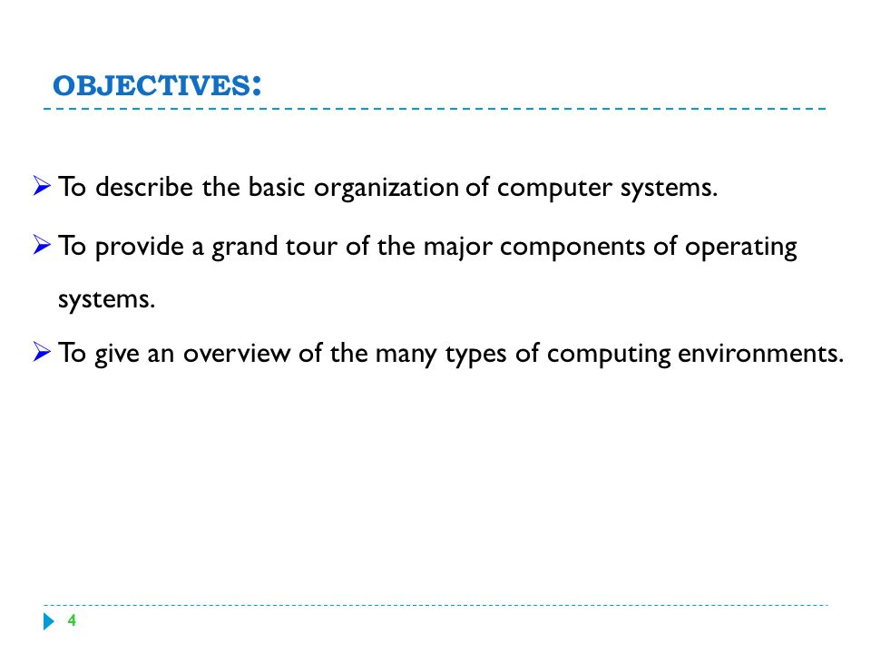 describe the basic organization of a computer system