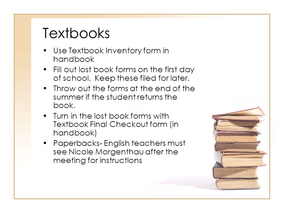 teacher handbook floyd e kellam high school summer school ppt download