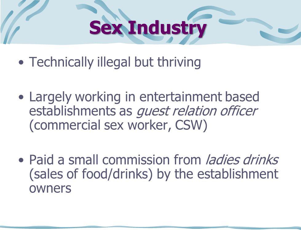 Sex establishments