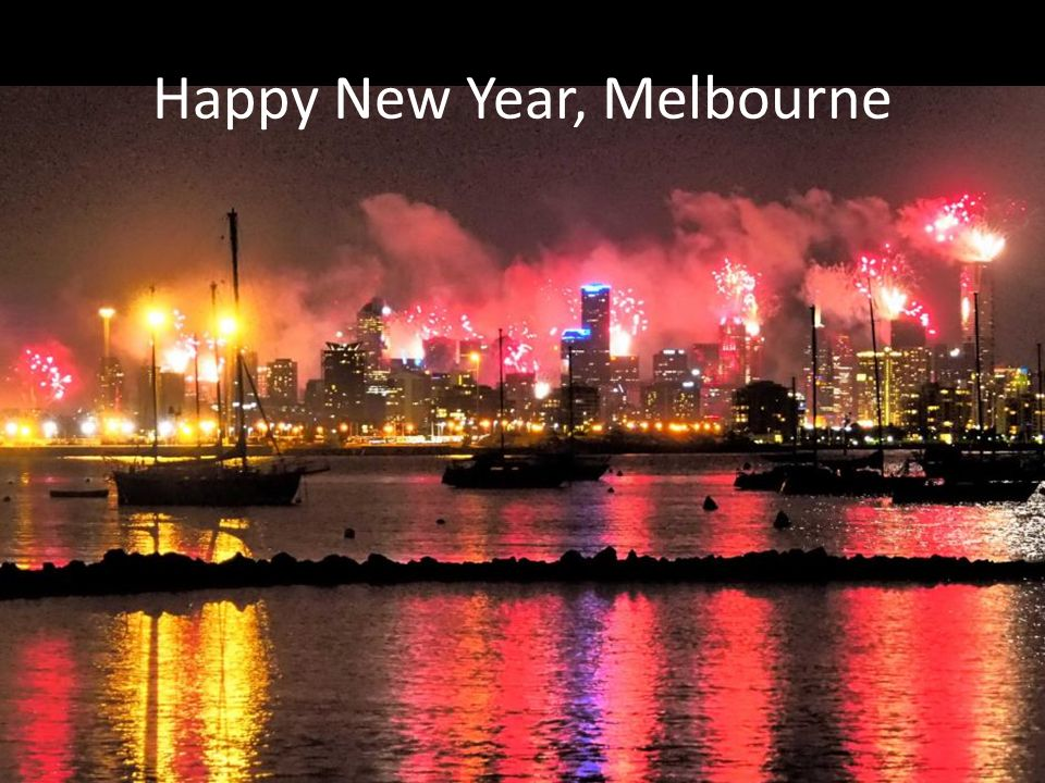 2 happy new year melbourne