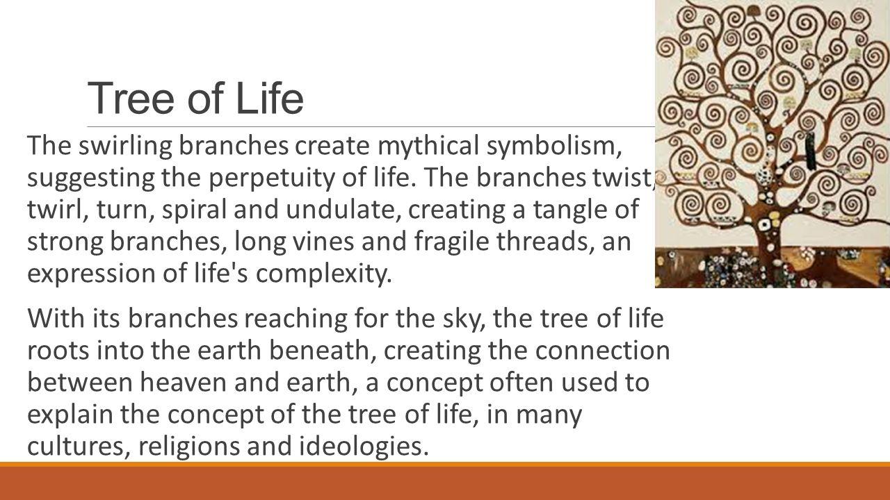 Gustav Klimt Tree Of Life Tree Of Life Date Created 1905 The Tree