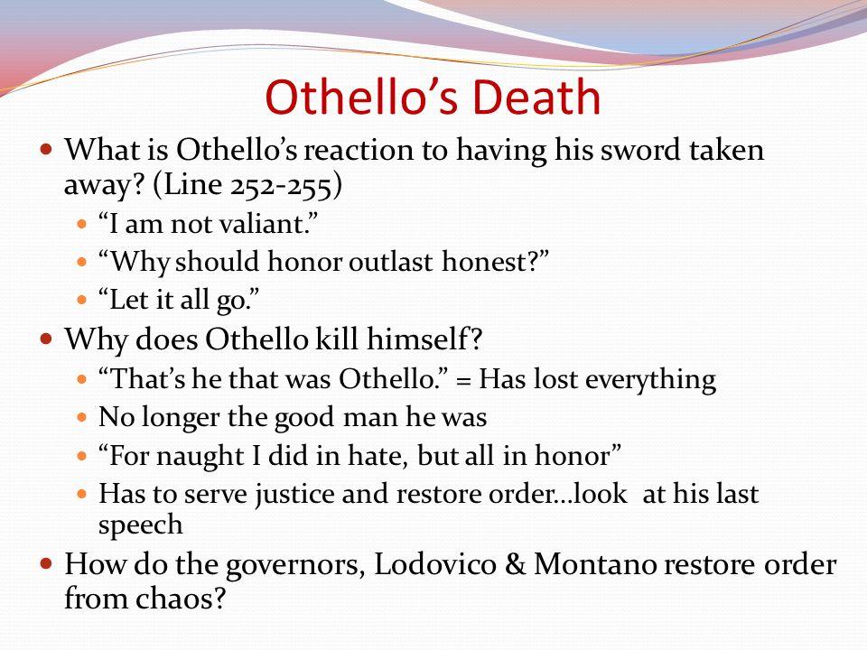 is othello a good man